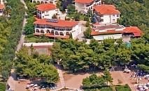 Почивка на първа линия в Хотел Portes Beach 4* в Неа Потидеа! Нощувка със закуска и вечеря + ползване на открит басейн и градина!