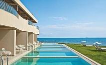 Почивка на плажа на Александруполи - Grecotel Egnatia, за една нощувка със закуска, чадър и шезлонг на плажа, интернет и безплатен паркинг /29 Август до 30 Септември 2018 год.