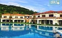 Почивка през лятото в хотел Парадайс 3* в село Огяново! Нощувка със закуска и вечеря, ползване на два външни и един вътрешен басейн, външно и вътрешно джакузи