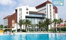 Почивка през май в Чешме - столицата на уиндсърфинга в Турция, с Тансу Травел! 7 нощувки на база All Inclusive в GRAND ONTUR HOTEL 5*, възможност за транспорт