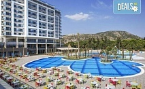 Почивка през октомври в хотел Amara Sealight Elite 5*! 4, 5 или 7 нощувки на база 24 Н Ultra All Inclusive, безплатно за дете до 12.99г.