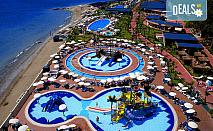 Почивка през септември в Eftalia Marin Resort 5*, Анталия - Алания, с BELPREGO Travel! 7 нощувки на база Ultra All Inclusive, възможност за транспорт