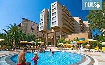 Почивка през септември в Stella Beach Hotel 5*, Алания, с BELPREGO Travel ! 7 нощувки на база All Inclusive, възможност за транспорт
