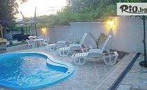 Почивка през Юли и Август! Наем на цяло бунгало за до 6 човека + басейн във Ваканционно селище Кокиче 2 - ММЦ Приморско