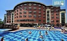 Почивка през юни в Алания, Турция! 7 нощувки на база Ultra All Inclusive в Limoncello Konakli Beach 5*, транспорт, представител от ТА!