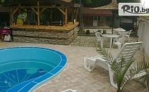 Почивка през Юни и Юли! Наем на цяло бунгало за до 6 човека + басейн във Ваканционно селище Кокиче 2 - ММЦ Приморско