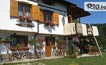 Почивка в Родопите през Май и Юни! Наем на цяла вила за до 12 човека за 2 или 3 нощувки, от Вила Кати