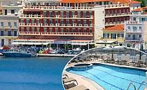 Почивка на о. Самос, Гърция! Нощувка със закуска + басейн с шезлонг и чадър от хотел Samos. Дете до 12г. – БЕЗПЛАТНО!