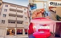 Почивка в сърцето на Варна до края на Септември! Нощувка, от Семеен хотел Гран Иван