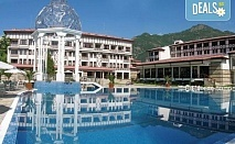 Почивка в СПА хотел Орфей 5* в Девин! Нощувка със закуска и ползване на минерален басейн, джакузи, сауна, парна баня и фитнес, безплатно за деца до 2.99 г.
