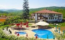 Почивка в Трявна: 2 или 3 нощувки със закуски + басейн от комплекс Балювата къща.