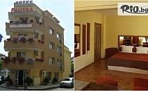 Почивка във Варна до края на Май! Нощувка със закуска, по избор в Семеен хотел Палитра 3*