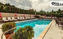 Почивка във Велинград до края на Ноември! Нощувка със закуска и вечеря за до четирима + басейни и СПА, от СПА хотел Енира