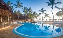 Почивка на о. Занзибар. Чартърен полет + PCR тест + 7 нощувки на човек със закуски и вечери в Kiwengwa Beach Resort 5*