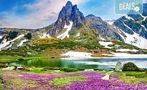 Посетете Рилския манастир и Седемте рилски езера в период по избор с Дари Травел! 1 нощувка със закуска в хотел 2* в Паничище, транспорт, планински водач и застраховка