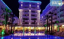 Посрещнете Нова година в Fafa Premium Hotel 4+*, Дуръс! 3 нощувки с 3 закуски и 2 вечери, транспорт, посещение на Скопие, Струга и Елбасан