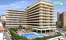 Посрещнете Нова година 2020 в Коста дел Сол, Испания! Самолетен билет, летищни такси, багаж, трансфер, 6 нощувки НВ в хотел 4*, Новогодишна вечеря и две екскурзии