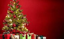 Празнувайте Коледа с коледарите в Хотел Кладенеца. ДВЕ нощувки, закуски, вечери, едната празнична само за 80 лв.