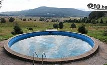 Пречистваща почивка в Узана през Август! 2 или 3 нощувки със закуски и вечери + басейн и БОНУС, от Хотелски комплекс Еделвайс