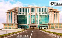 Предколеден шопинг уикенд в Турция! Нощувка със закуска в хотел IZER 5*, Люлебургаз + автобусен транспорт и посещение на Чорлу и Одрин, от Дениз Травел