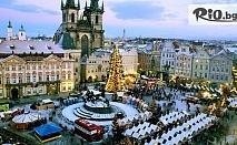 Предколедна екскурзия до Будапеща, Виена, Прага и възможност за Дрезден! 5 нощувки със закуски + автобусен транспорт и водач, от Еко Тур Къмпани