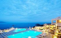 Прекарайте майските празници на брега на Йонийско море! 5 нощувки със закуски и вечери в 5-звездния хотел Sivota Diamond Spa Resort *****!