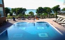 През Август на море в Ахтопол, на 1мин. до плажа. Нощувка в апартамент за до четирима или шестима + басейн от Апартхотел Санта Мария