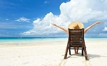 През Септември в Китен на 100м. от плажа. Нощувка със закуска в хотел Албатрос само за 16.00 лв