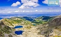 Приключение в Рила! Екскурзия до Седемте Рилски езера през м. юли с транспорт и водач от туроператор Поход