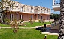 Предложение за почивка 2018 в Гърция, Халкидики: 3, 5 или 7 нощувки на база закуска и вечеря в хотел Coral Blue 3* на цени от 189 лв на човек