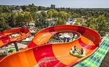 Ранни записвания за лятна почивка в Албена - хотел Ком***! Нощувка на база All inclusive + чадър и шезлонг на плажа и басейна + безплатен вход за Аква Парк  Аквамания!!!