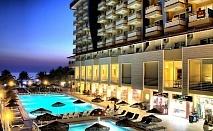Ранни записвания за лято 2021 в Кушадасъ, Турция! 7 нощувки на база All Inclusive + басейн, собствен плаж и СПА зона в Ephesia Hotel 4* от Ню Сън Травел