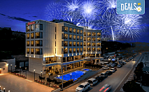 Ранни записвания за Нова година 2019 на супер цена! 3 нощувки със закуски и вечери в Hampton by Hilton 5* в Чанаккале!