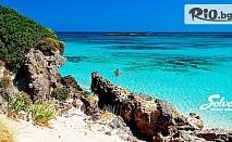 Ранни записвания за почивка на остров Крит! 7 нощувки със закуски в Хотел Minoas + самолетен билет, летищни такси, багаж и трансфери, от Солвекс