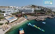 Ранни записвания за почивка през септември в Delta Beach Resort 5*, Бодрум! 7 нощувки на база All Inclusive Plus, възможност за транспорт
