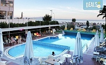 Ранни записвания за почивка през юни в хотел Buyuk Berk 4*, Айвалък, Турция, със Запрянов Травел! ! 7 нощувки на база All Inclusive, възможност за транспорт