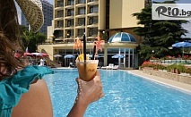 Ранно море в Златни пясъци! Нощувка със закуска + вътрешен и външен басейн и СПА, от Хотел Шипка 4*
