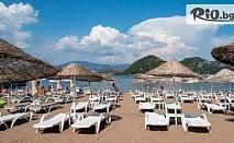 Ранно записване за почивка в Мармарис! 7 нощувки на база All Inclusive в Хотел Mumanar Beach Residence, от Arkain Tour