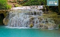 Разходка за 1 ден до Ловеч, Крушунските водопади и Деветашката пещера - транспорт и екскурзовод от Глобул Турс