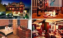 Разходка по пътя на виното! Нощувка за двама със закуска и вечеря в Wine & Spa Hotel TODOROFF****, Брестовица