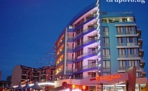 Релакс в Несебър! Нощувка със закуска + джакузи и парна баня в хотел Мариета палас****