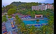 Резервации 2018 за почивка в Гърция, Халкидики: 5 или 7 нощувки + закуски и вечери или на база All Inclusive в хотел Mendi 4* на цени от 329 лева на човек