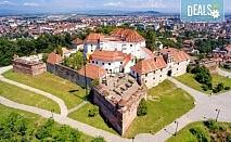 Румъния отблизо - ранни записвания за екскурзия през 2020г.! 2 нощувки със закуски в хотел 2*/3*, транспорт и обиколка на Букурещ