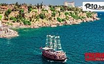 Самолетна екскурзия до Ликийското крайбрежие и Анталия! 7 нощувки със закуски и вечери в хотели 4/5* + летищни такси, трансфери, от Премио Травел