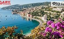 Самолетна екскурзия до Ница и Барселона от 5 до 11 Юни! 5 нощувки със закуски + Бонус: Туристически обиколки в Кан и Сен Тропе, от Дари Травъл