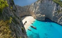 Самолетна почивка на о. Закинтос, Гърция от юли до септември. Полет от София + 7 нощувки на човек със закуски и вечери в Plessas Palace Hotel 3* !