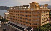 СЕДЕМ нощувки в Мармарис с автобус - Cle Seaside Hotel, Турция