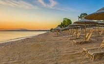22-ри септември на база Ultra All Inclusive в 4* Хотел Potidea Palace! Пакети за 3 нощувки + СПА център, открит басейн + частен плаж!