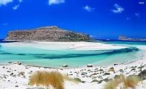 Септемврийски празници на о. Крит: директен полет от София на 01.09.2016: 5 нощувки в хотел по избор само за 765 лв