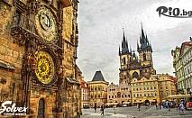 Септемврийски празници в Златна Прага, Карлови Вари, Дрезден и Майсен! 4 нощувки със закуски, двупосочен самолетен билет, летищни такси, екскурзовод, от Солвекс